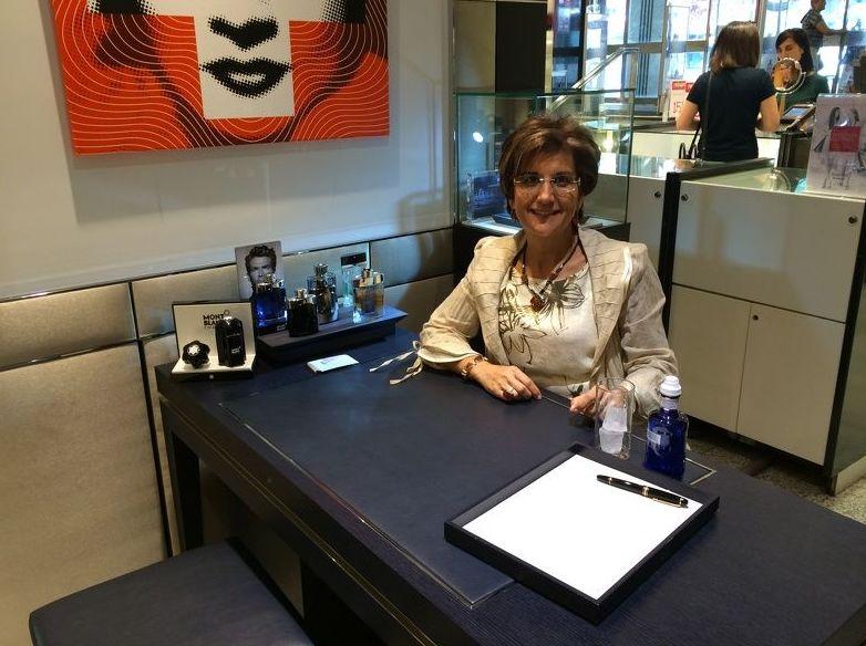 Inmaculada Albir, psicóloga y perito caligráfico en Valencia