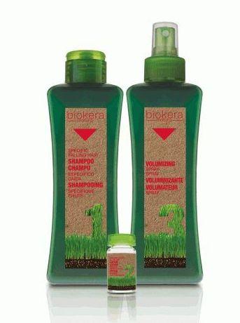 Tratamiento anticaída del cabello Biokera Natura de Salerm Cosmetics