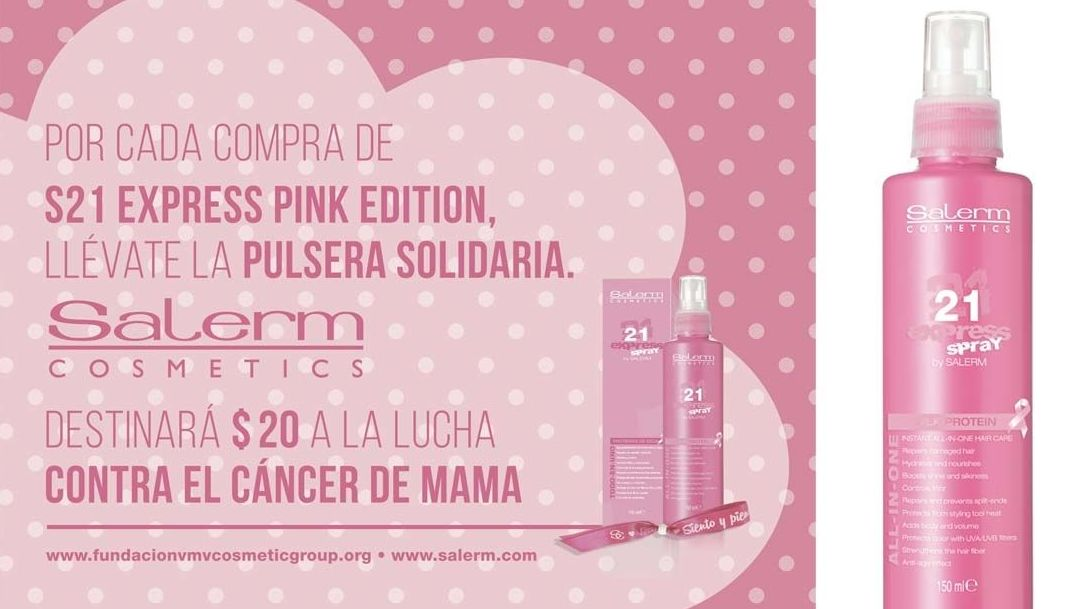 SALERM EN LA LUCHA CONTRA EL CANCER }}