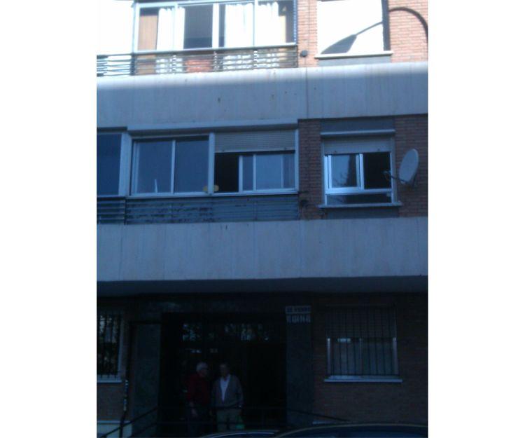 Antes de la instalación de ventanas de PVC en Móstoles