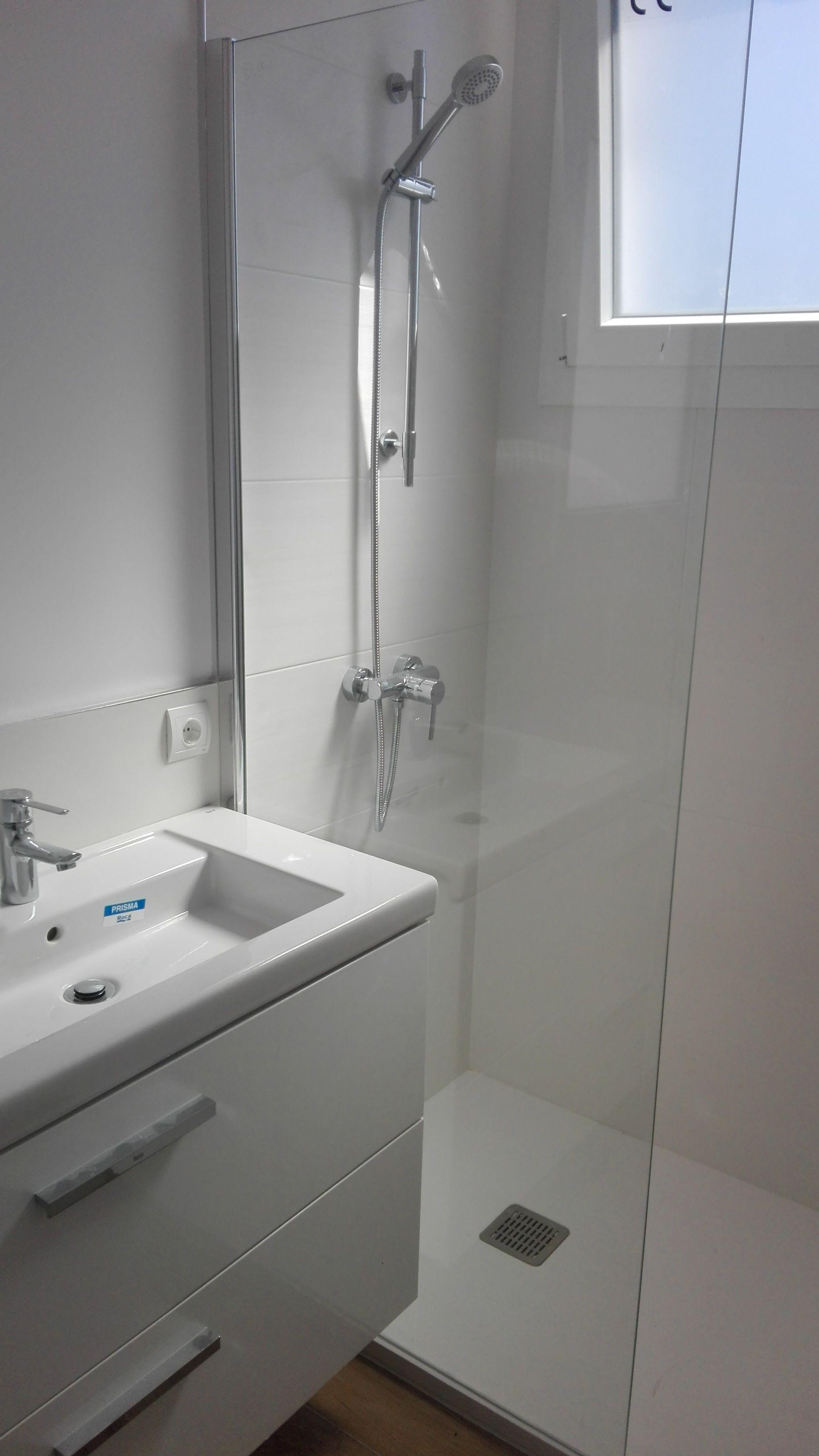 Mamparas de baño y ducha: Productos de Ram Soluciones