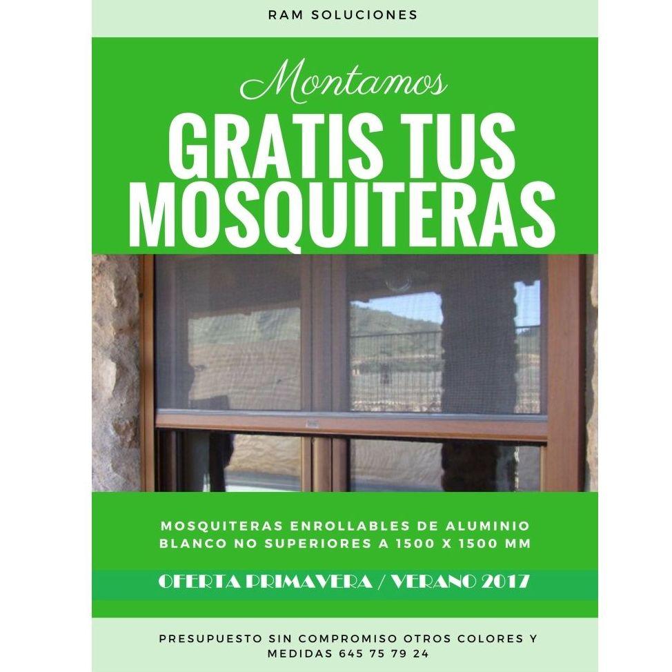 Promoción mosquiteras
