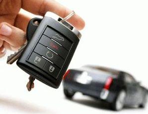 Llaves de coches y mandos de garajes