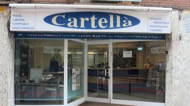 Venta de Sociedad Mercantil con 2 autorizaciones de transportes : Servicios de Cartellá