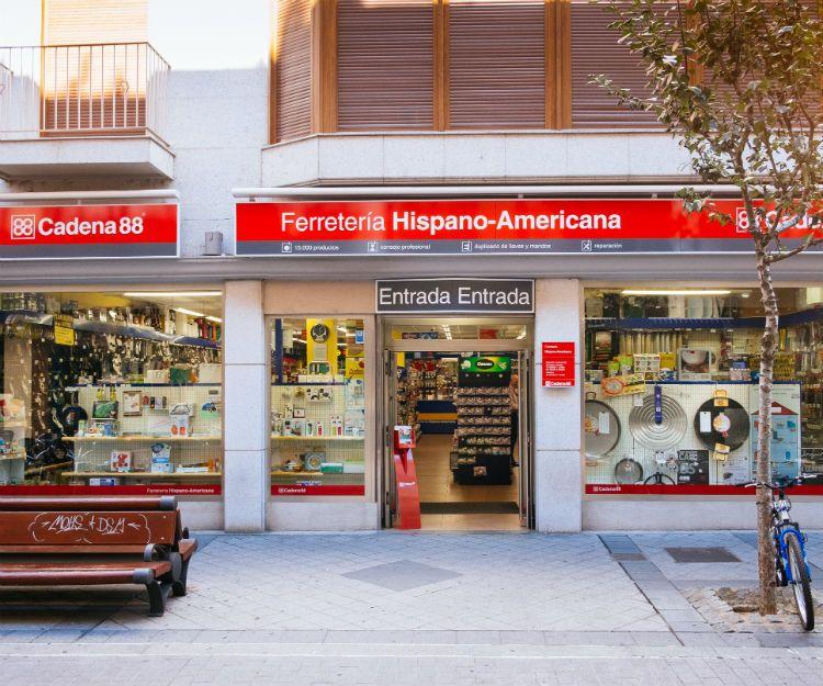 Productos de ferretería en León, C/ Arquitecto Ramón Cañas del Río