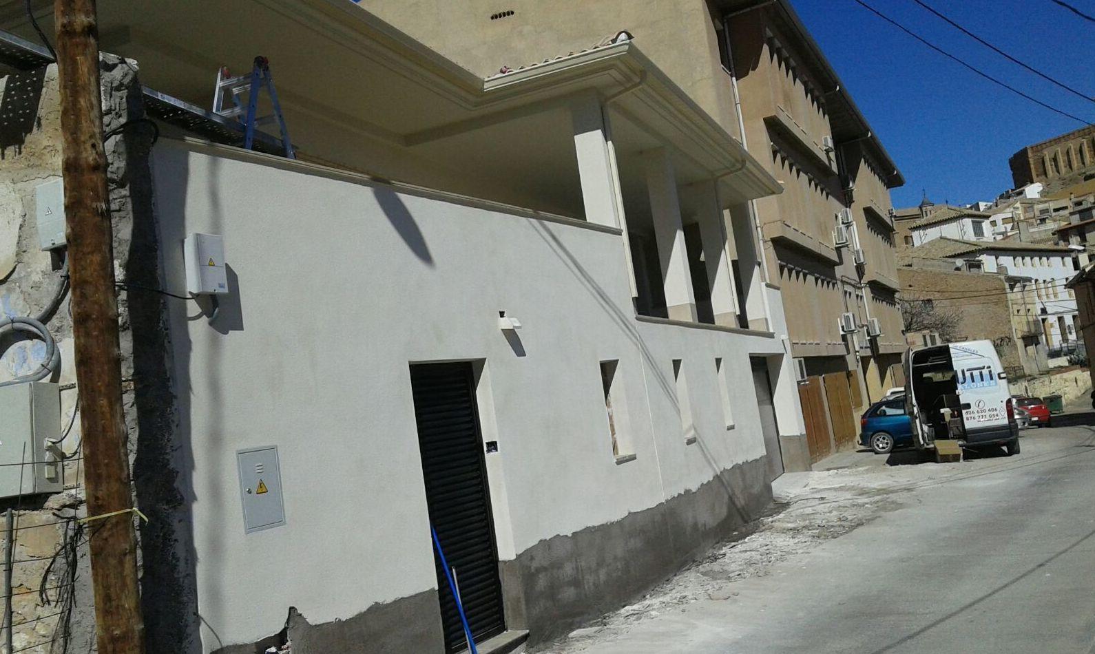Bajantes de fachadas