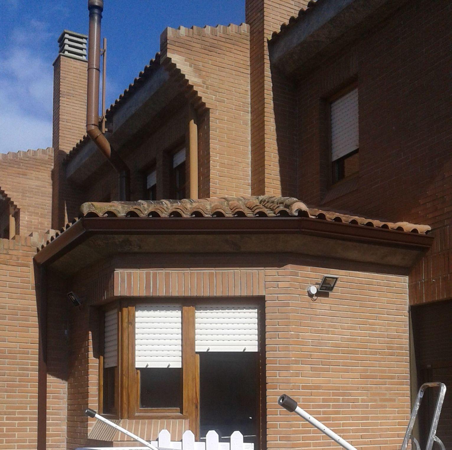 Foto 73 de Canalones en Pinseque | Aragonesa de Canales