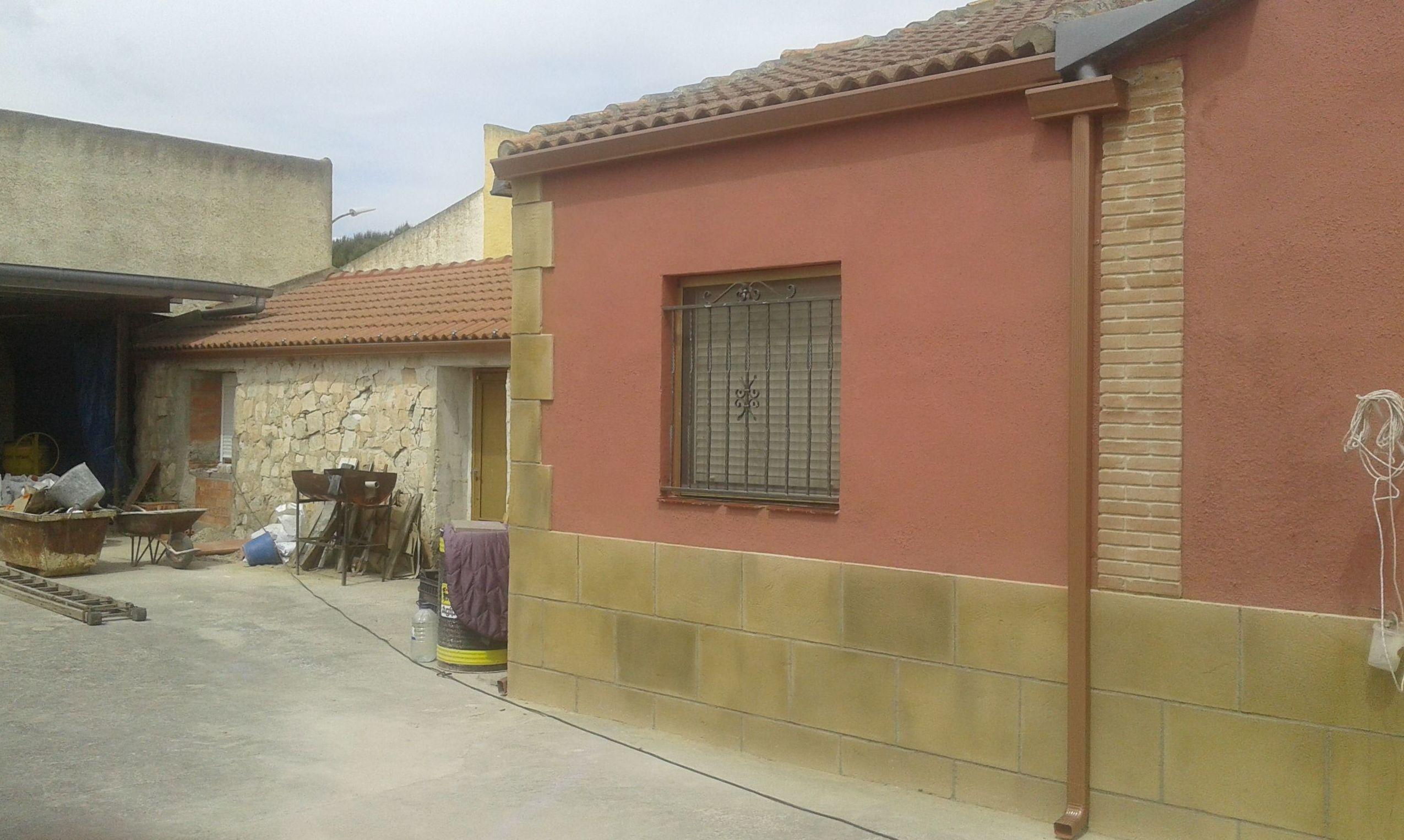 Foto 80 de Canalones en Pinseque | Aragonesa de Canales