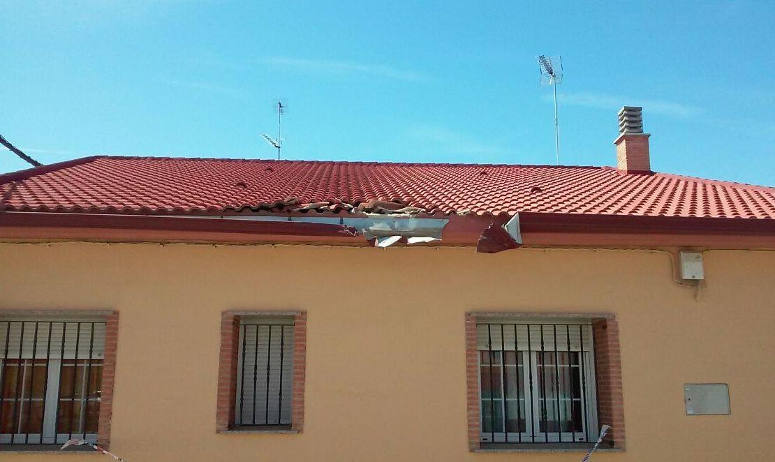 Reparación de canalones en Zaragoza