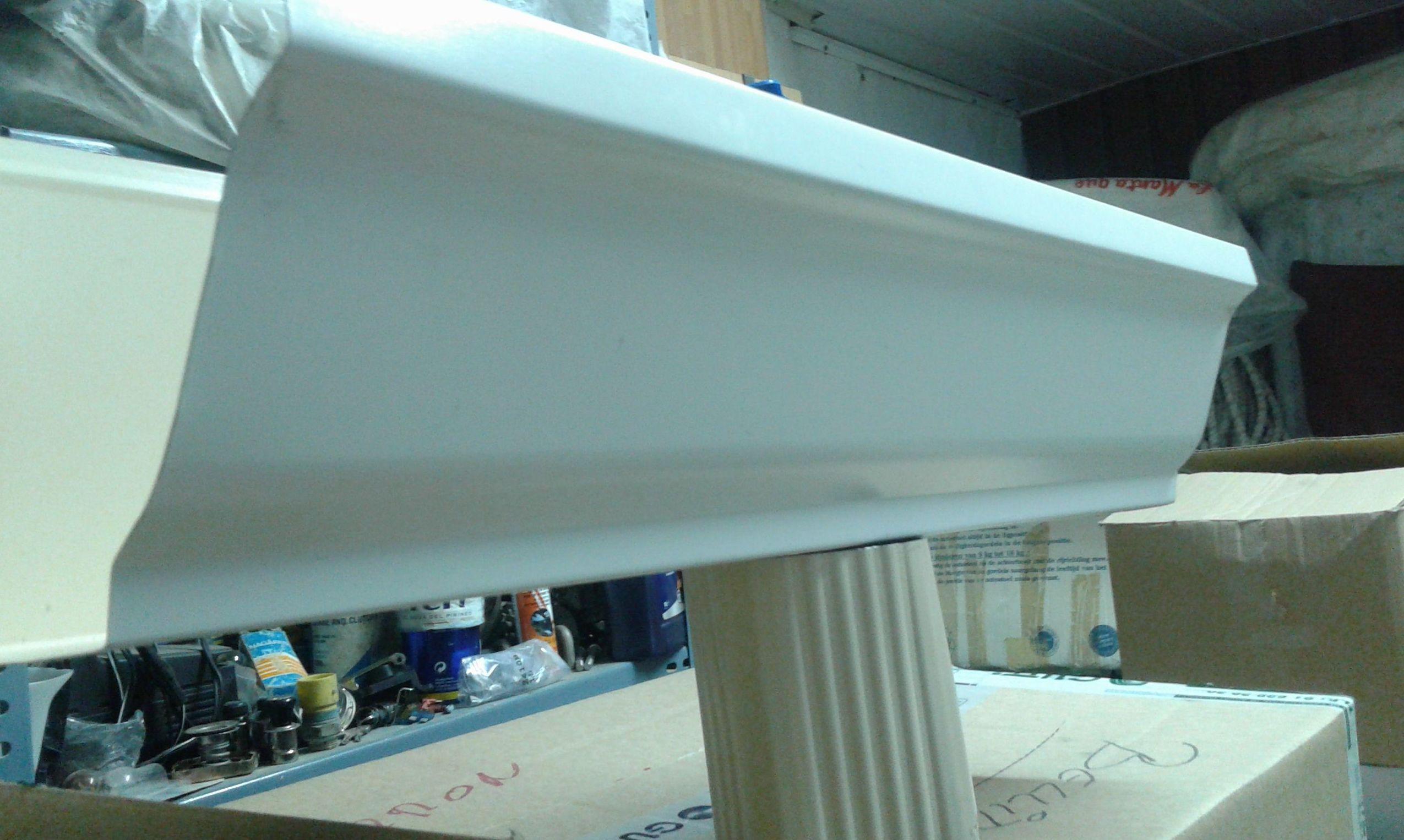 Fabricación de bajantes en aluminio