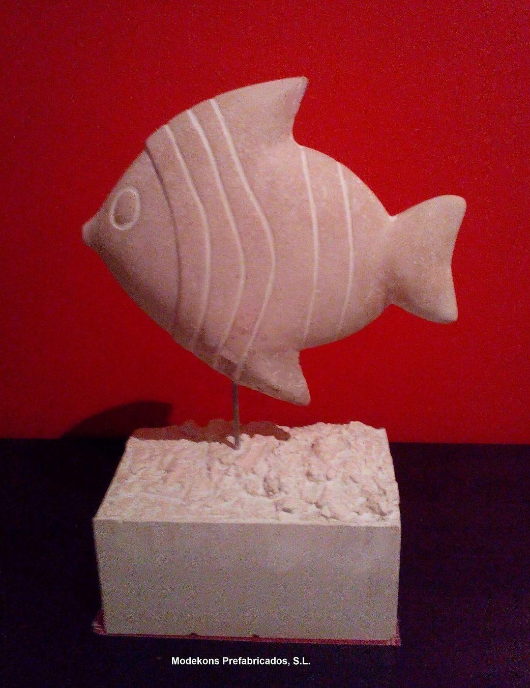 Diseño de trofeo de pesca