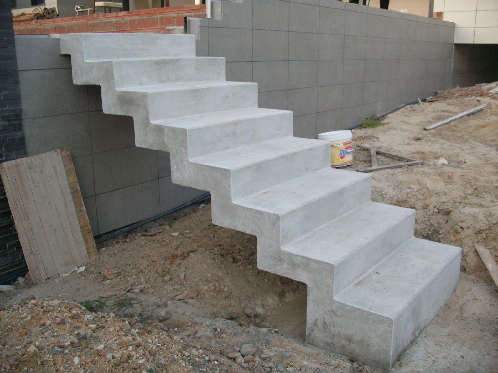 Escaleras prefabricadas