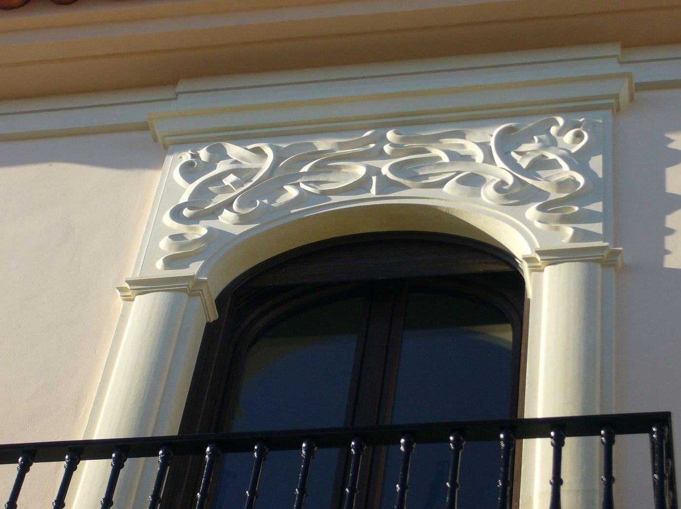 Revestimiento de ventanas con diseños exclusivos