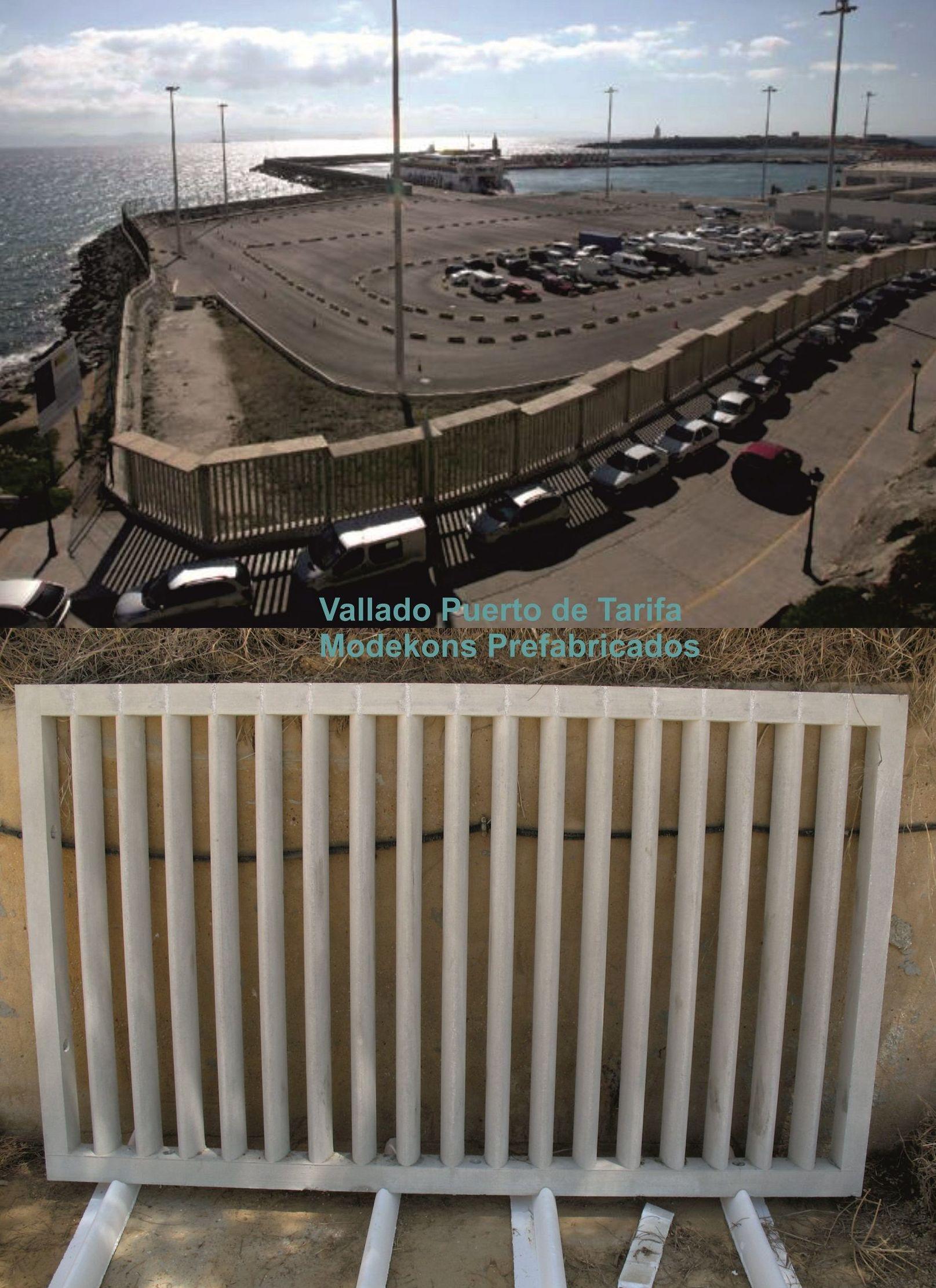Vallados del Puerto de Tarifa