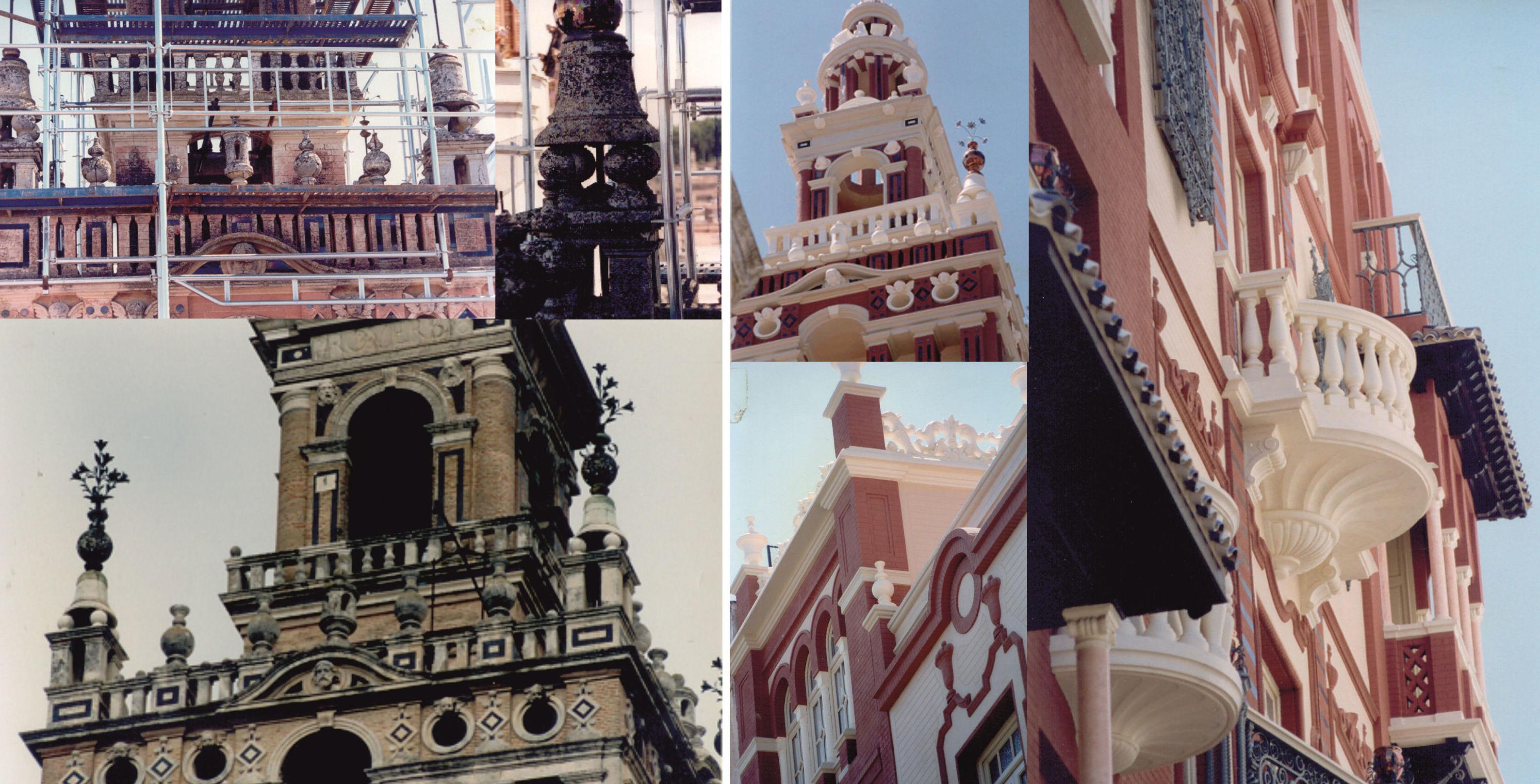 Restauración Edificio La Giralda, Badajoz