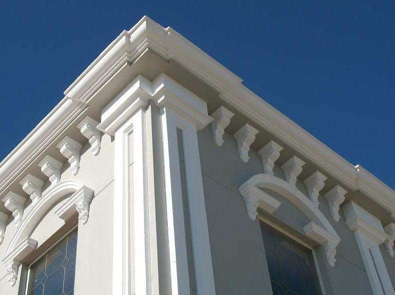 Revestimiento de fachadas en piedra artificial