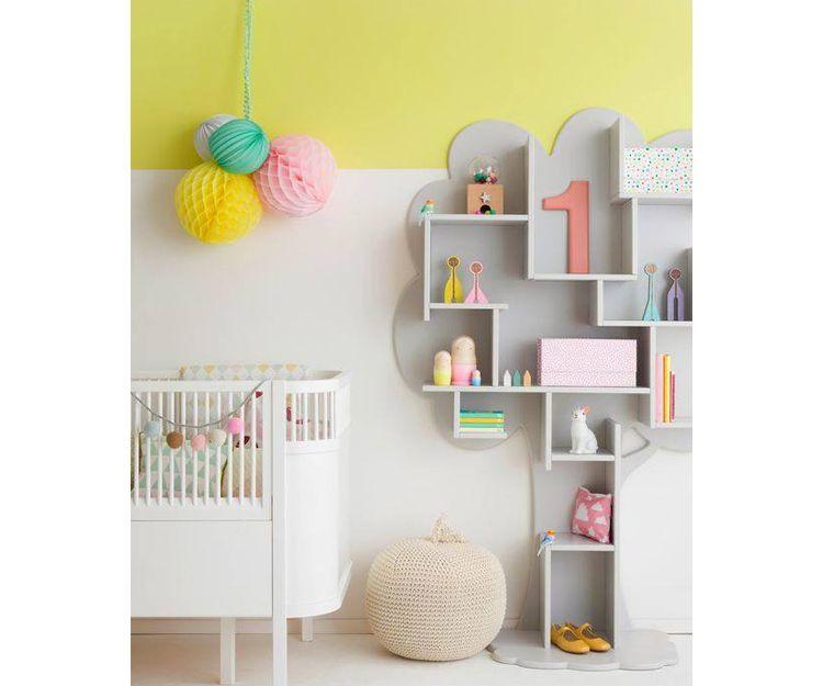 Color para dormitorios infantiles