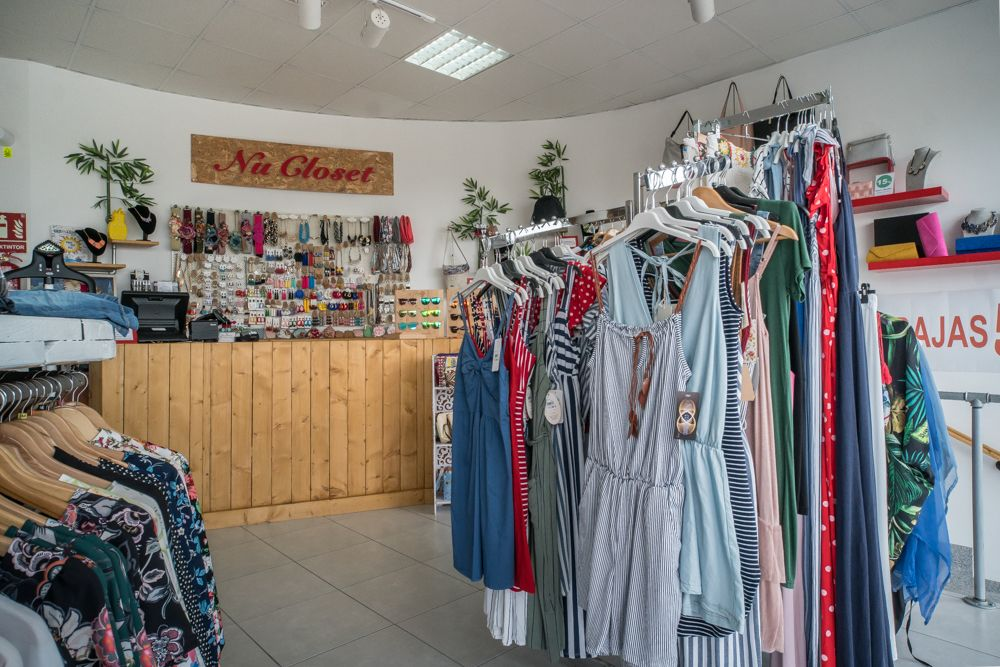 Vestidos y más en Las Palmas