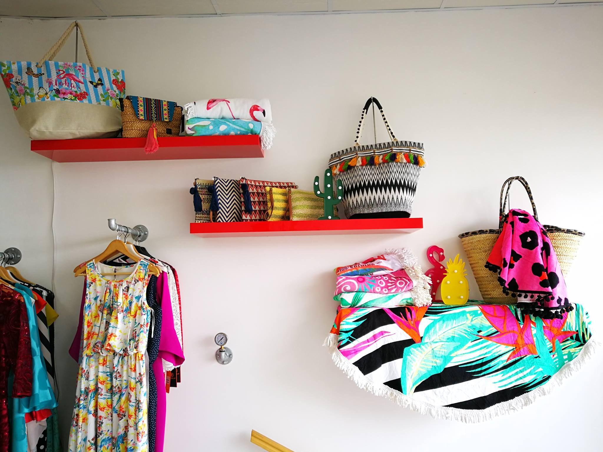 Tienda de moda y complementos en Las Plantas