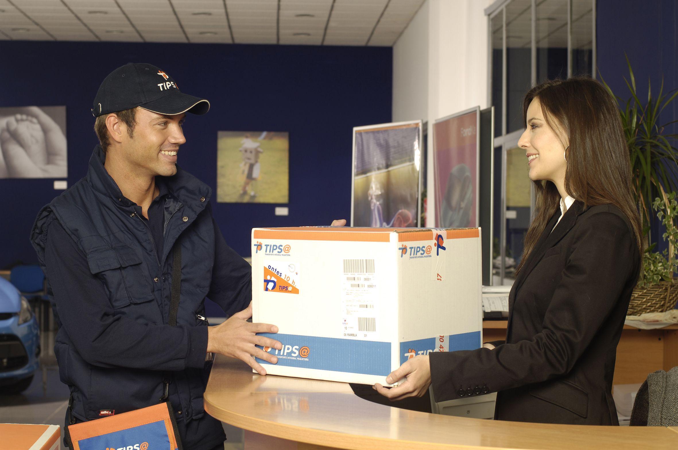 Paquetería: Servicios de Ferrol Terra Mensajerías