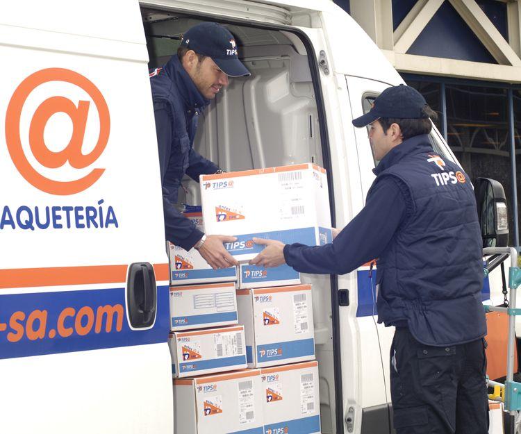 Empresa de paquetería y mensajería en A Coruña