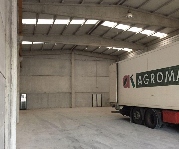 Almacenaje de mercancías en A Coruña