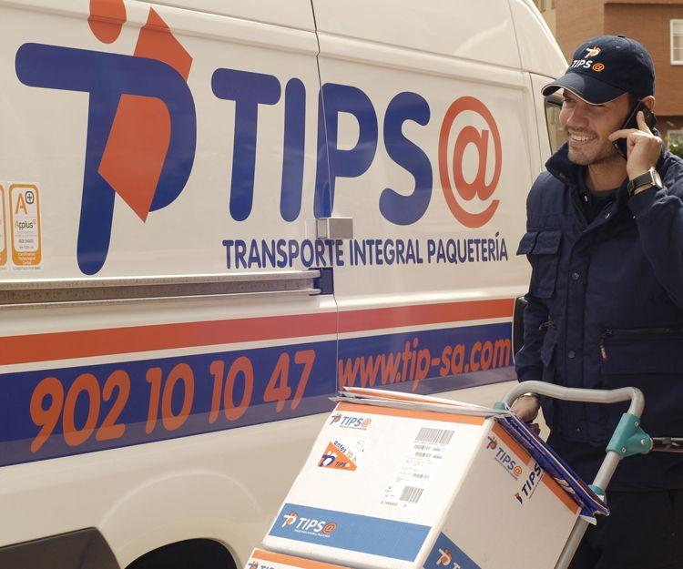 Paquetería y mensajería en A Coruña