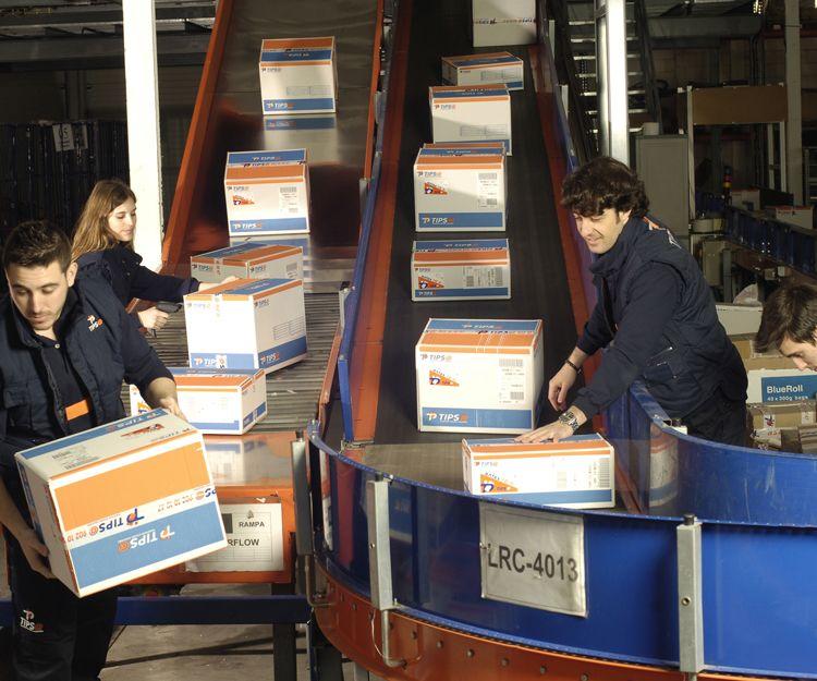 Empresa de transporte integral de paquetería y mensajería en A Coruña