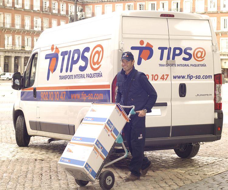 Transporte integral de paquetería y mensajería en A Coruña