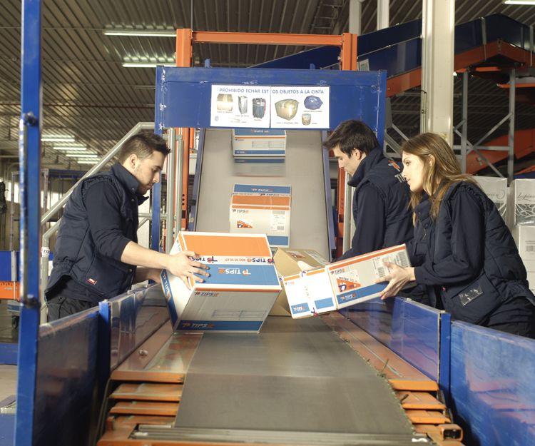 Transporte integral de mensajería en A Coruña