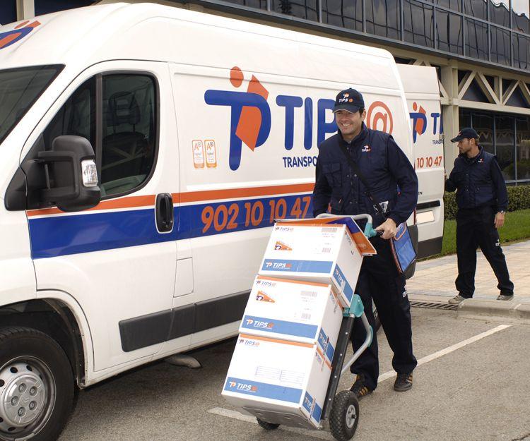 Empresa de transporte integral de paquetería en A Coruña