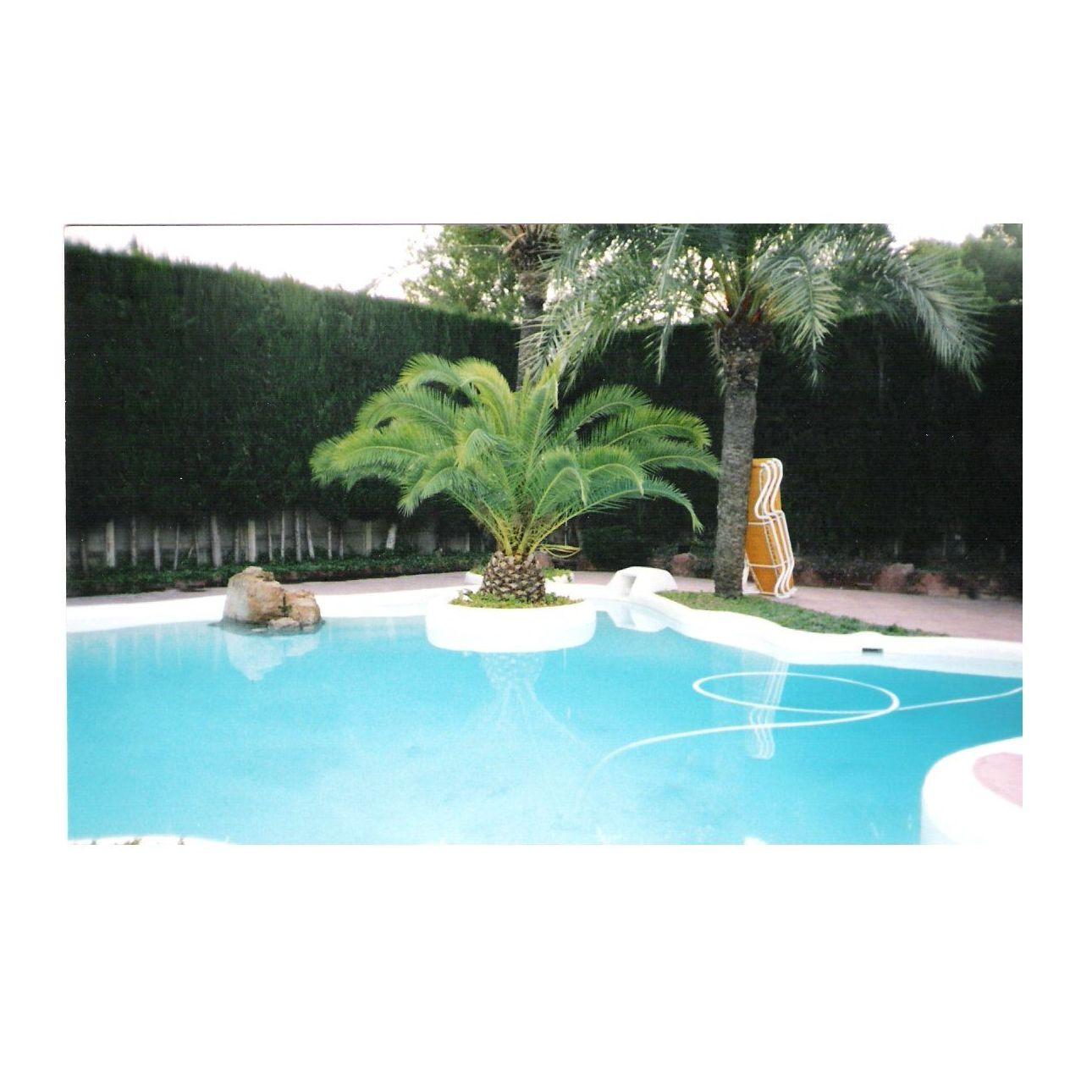 Mantenimiento de piscinas: Servicios de Sebastián Martínez Cosín