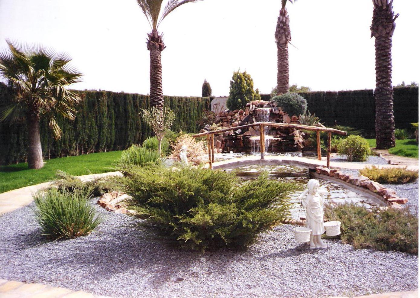 Foto 2 de Diseño y mantenimiento de jardines en Godella | Sebastián ...