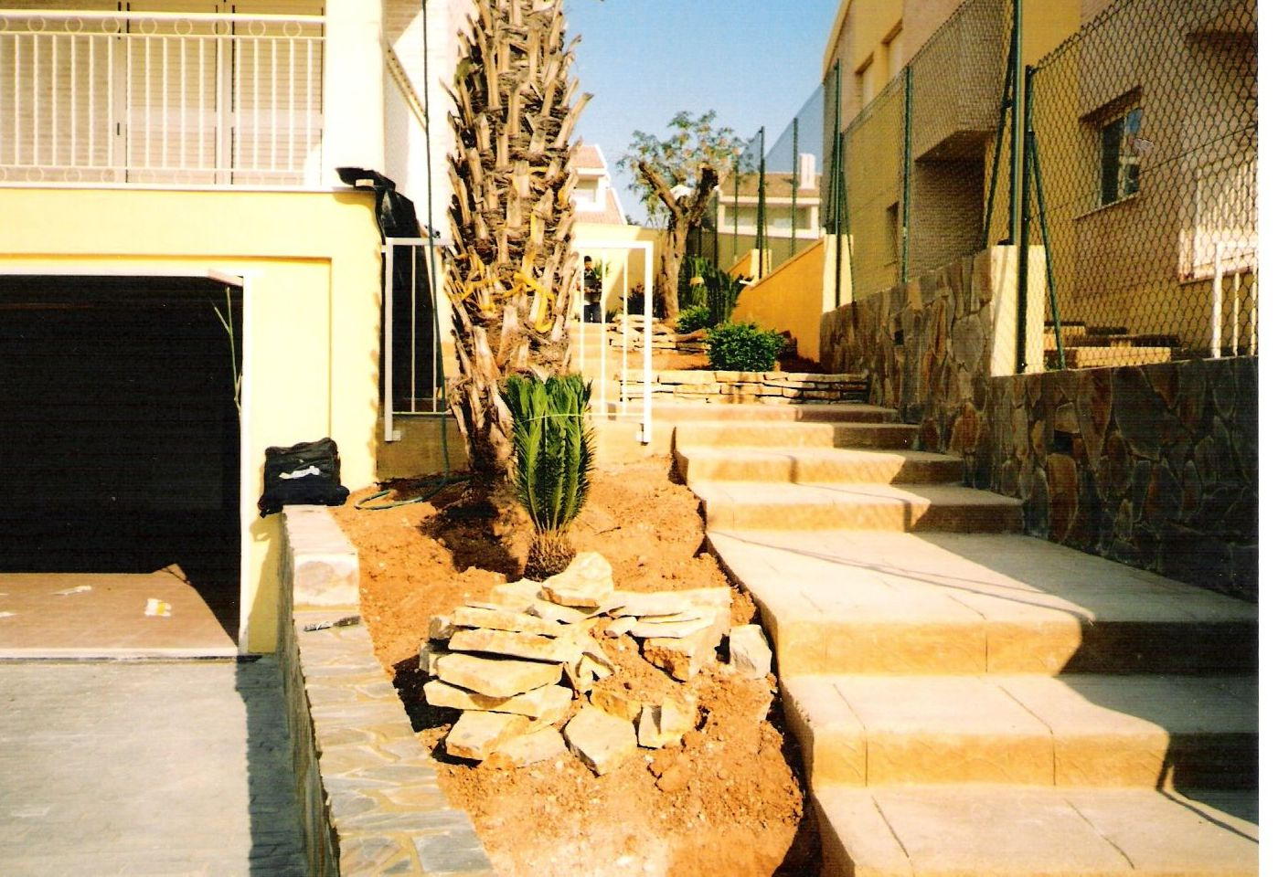 Construcción y mantenimiento de jardines en Valencia
