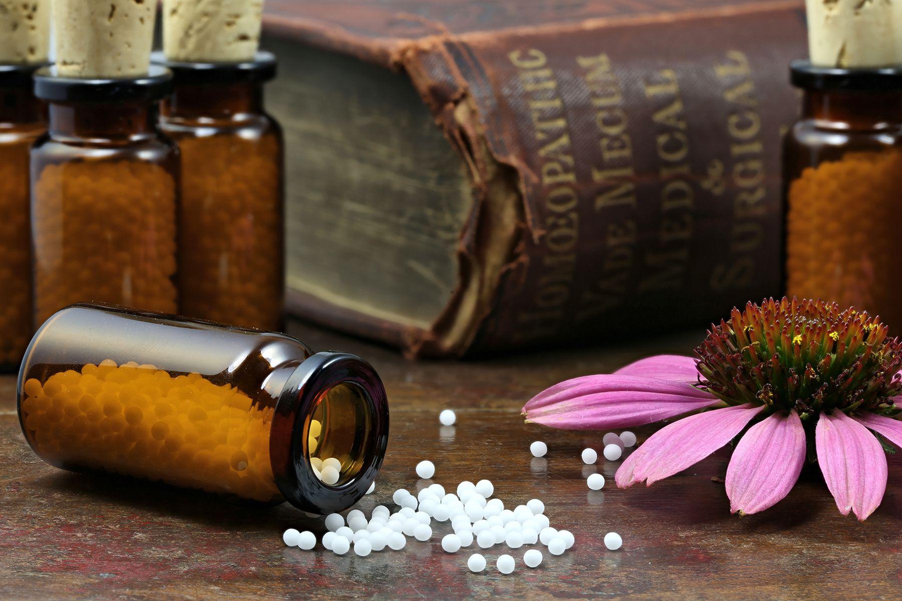 Medicina homeopatía