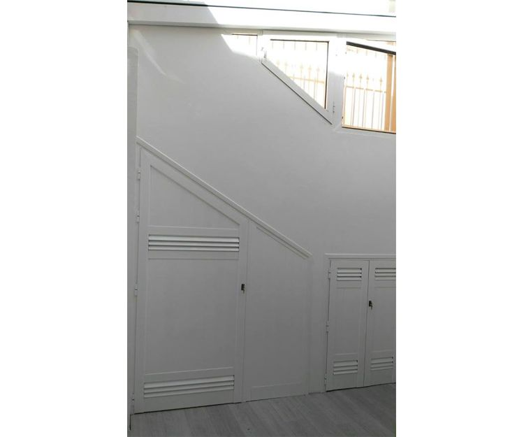 Muebles de aluminio para cualquier espacio