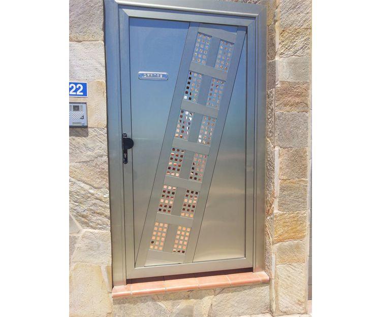 Puerta para cuadro de mandos