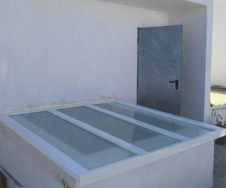 Muebles a medida de aluminio