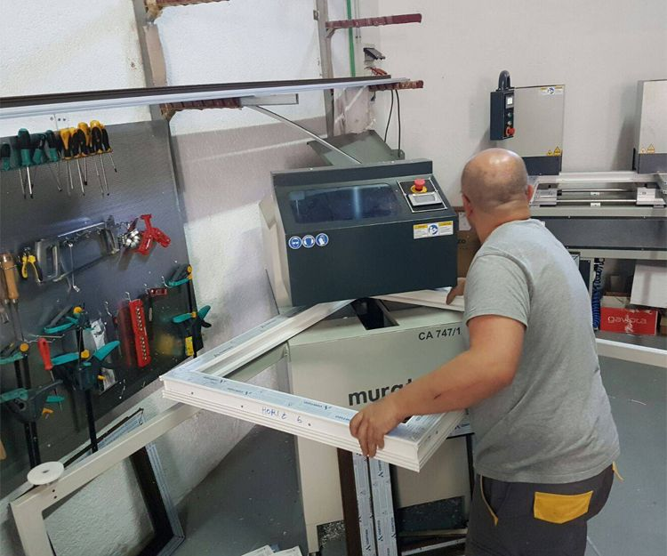Expertos en fabricación de ventanas de aluminio