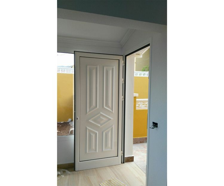 Puertas a medida de aluminio