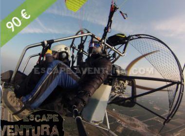 Volar A2 Paratrike...: Servicios de ESCAPE AVENTURA