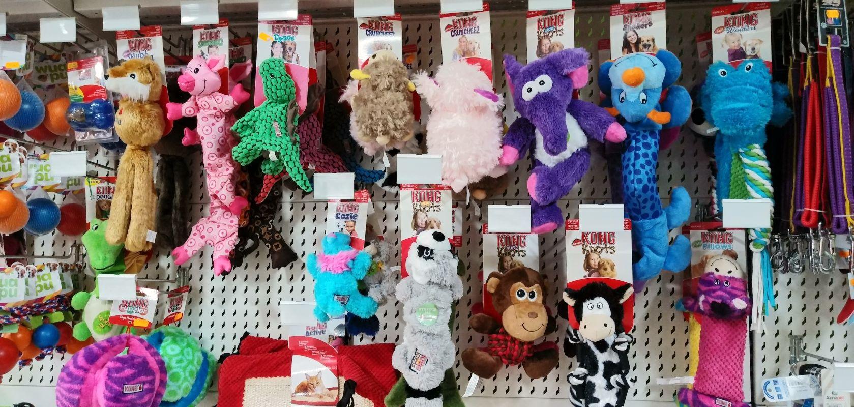 Tienda de accesorios para animales en Valladolid