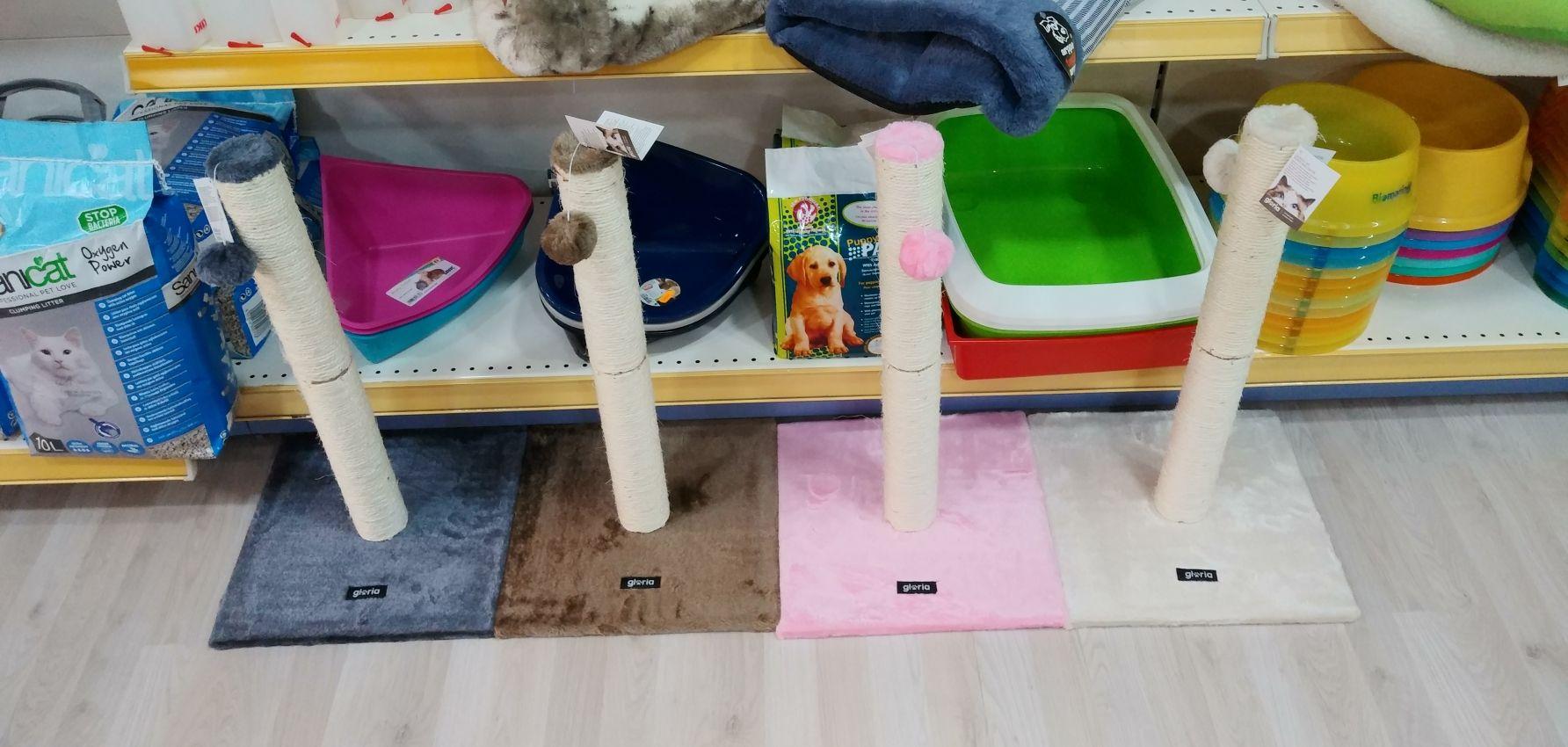 Tienda con accesorios para animales en Valladolid