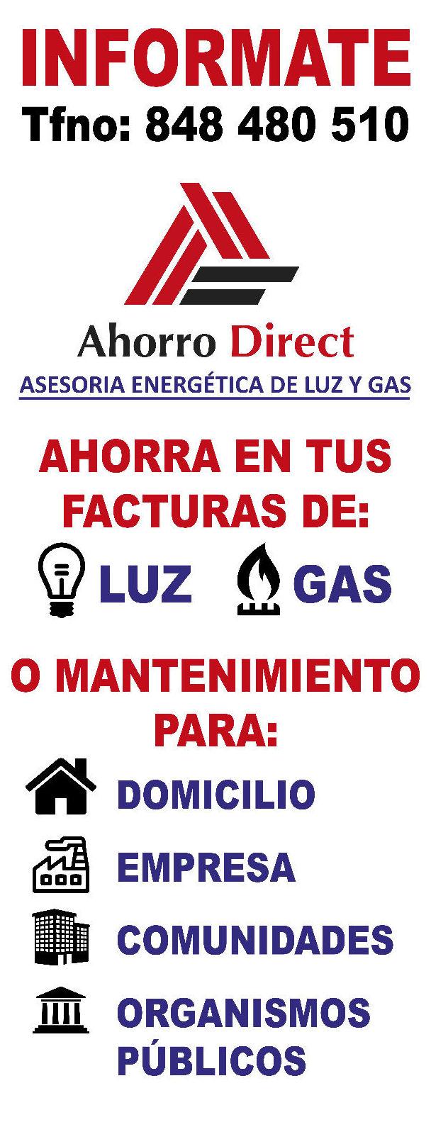 Foto 3 de Ahorro de hasta el 40% en luz y gas en  | AHORRO DIRECT