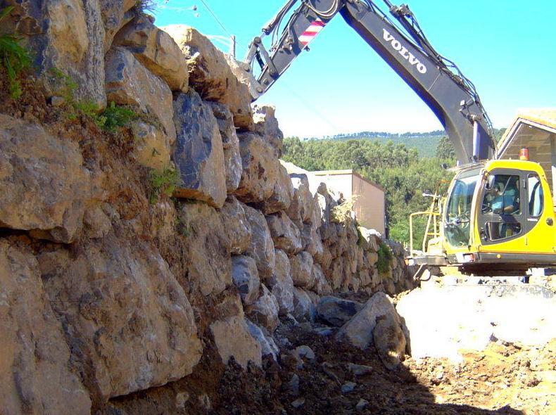 Foto 9 de Excavaciones en Castro Urdiales | Excavaciones Brazomar