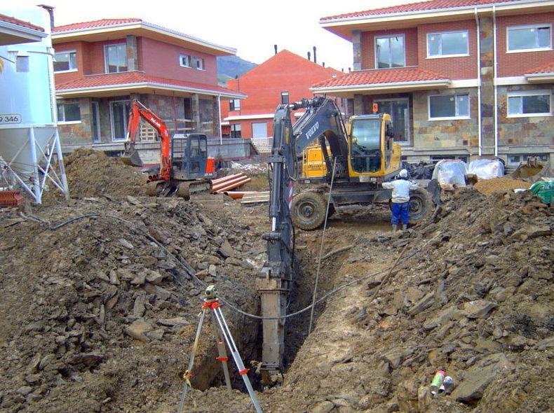 Foto 6 de Excavaciones en Castro Urdiales | Excavaciones Brazomar