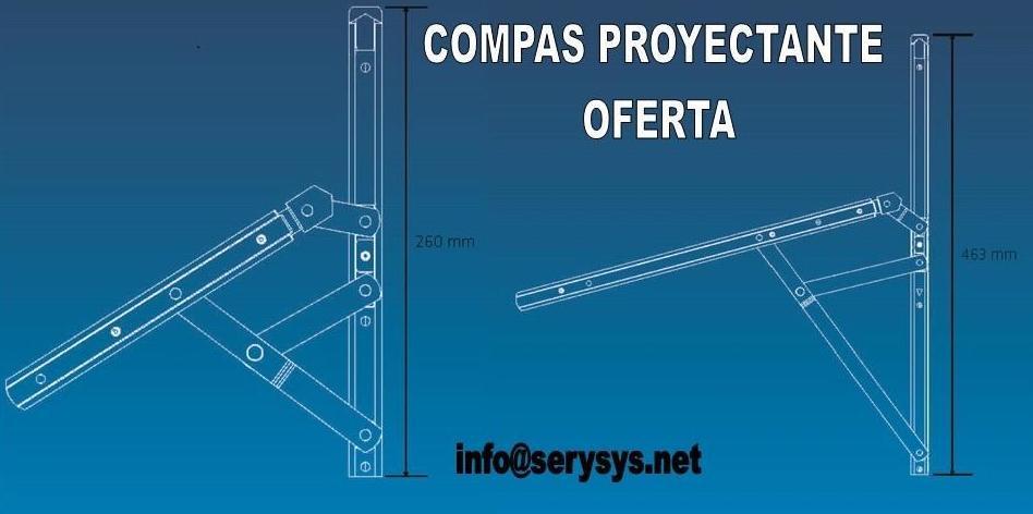 Oferta Compas proyectante : Productos de Serysys