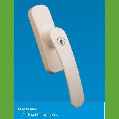 Cremona Silueta c/llave: Productos de Serysys