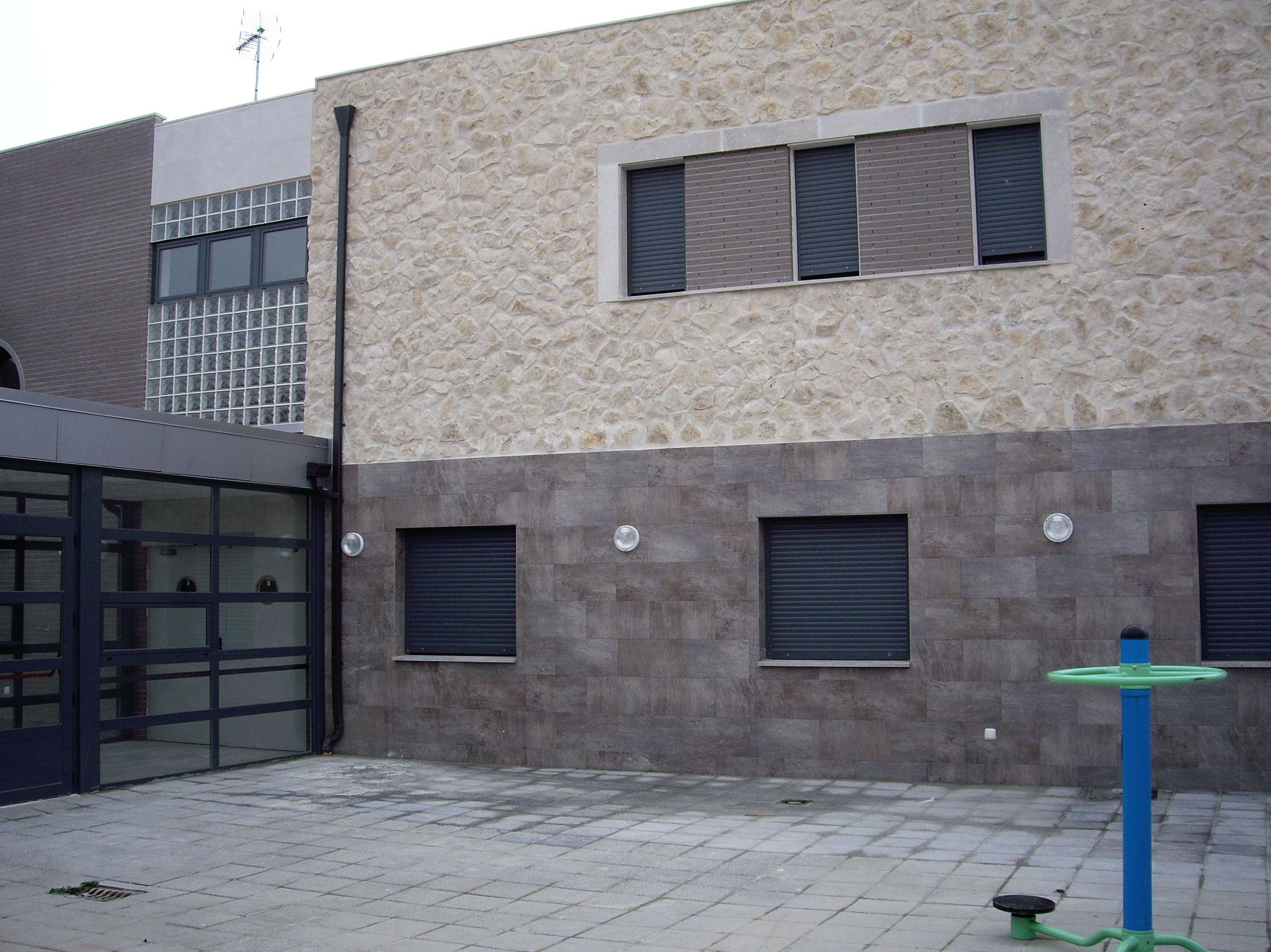 Conservación de centros para personas mayores