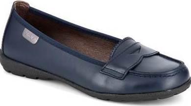 Zapato colegial mocasin marino Pablosky. Ref: 827620